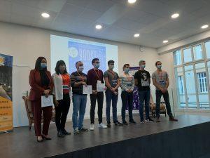 Les Lauréats et lauréates de la 3eme édition du BoostCampus 47