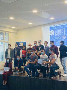 Tous les candidat·e·s de la 3ème édition du BoostCampus 47